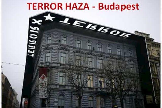 Terror Haza di Budapest