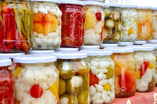 VERDURE FERMENTATE – ricetta semplice da fare in casa