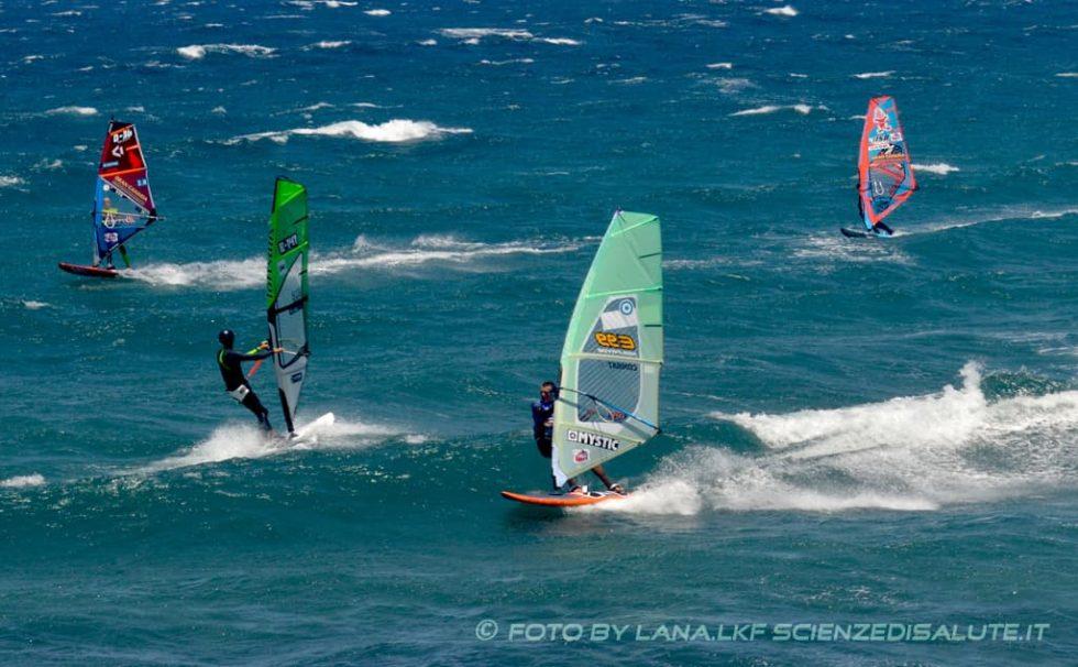 Campionato Mondiale Windsurf, Gran Canaria 2019